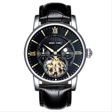 Custom Brand Tourbillon Luxury Automatic Watch Men