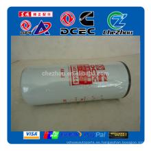 Partes de camiones pesados 3401544 filtro de lubricante