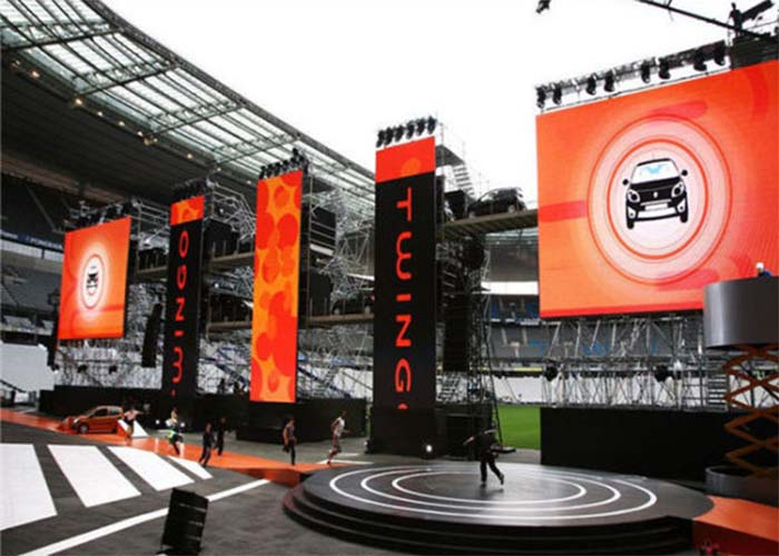 outdoor Stage Rental LED Display