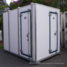 Sistemas profissionais da sala de armazenamento frio do baixo custo para a batata
