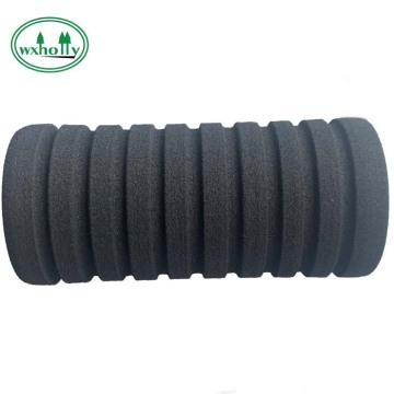 colorful rubber foam grip tubing gripper