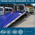 Carro de camión de auxilio de Dongfeng 6000mm plataforma