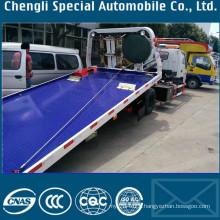 Dongfeng 6000mm Platform Wrecker Truck
