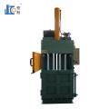 Гидравлическая вертикальная машина для переработки ПЭТ-пластика