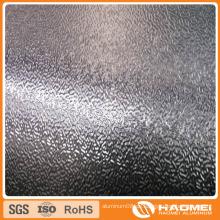 Geändertes Orangenschalenmuster Prägung Aluminium