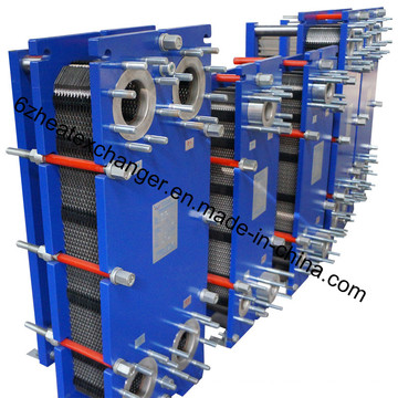 Plate Type Heat Exchanger for Chemical Industry