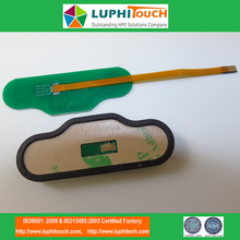 Hotbar Lamination FPC Tail to PCB Rubber Switch