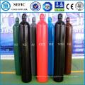 Cylindre industriel en acier sans couture à haute pression de 40L (ISO9809-3)
