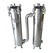 Duplex Single-Bag Filter Housing Water Treatment Equipment