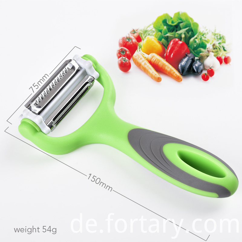 3 in 1 multipurpose potato vegetable fruit peeler