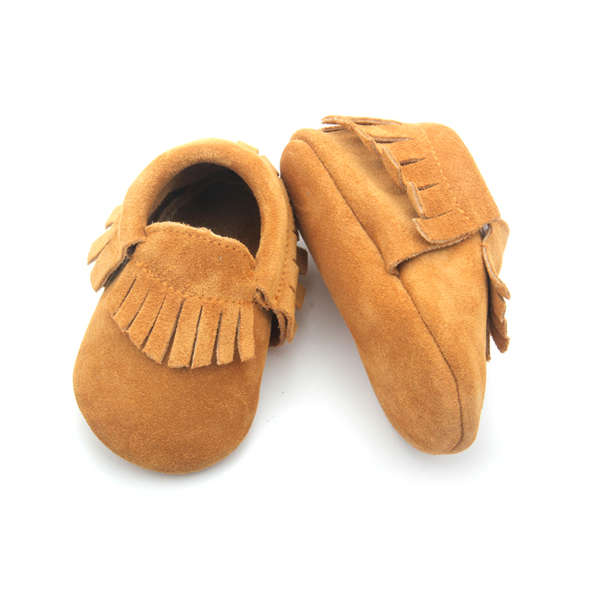 Comfortable Blue Suede Leather Moccasins Wholesales
