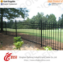 Hot DIP Galvanized Wrought Iron Fence
