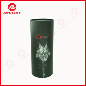 Customized Private Gift Packaging Paper Tube