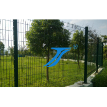 China Seguridad Triangular 3 Bending Fence