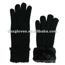 Polar Fleece Winter Man Gloves