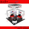 modular 20 by 20 trade show booth factory for CHAIN SYS company