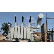 Cheap Main transformer 8000kva, 33/11kv,YN yn0 d+, Single phase Power Transformer