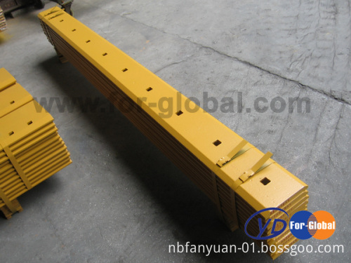China Case Loader Cutting Edge Loader Blades 112946a1 , High Quality