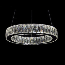 High reputation for for Large Modern Chandeliers ajustable decorative led crystal hanging chandelier supply to Netherlands Suppliers