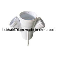 Plastic Pipe Fitting Mould (Skew Cross)