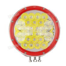 Luz del punto del CREE LED de 220m m 12V-24V 225W