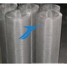 Fio do filtro, fio tecido, aço inoxidável, tela de malha (tianshun)