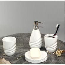 White Hotel Ceramic Bathroom (set) , Sanitaryware