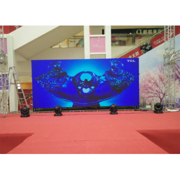 Buitentrap LED-display Voor achteropstelling