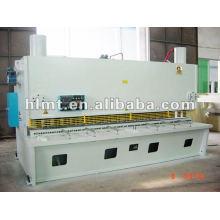 QC11Y máquina hidráulica de corte de chapa hidráulica, tesouras mecânicas de guilhotina