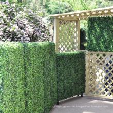 Heiße Produkte DIY dekorative PVC beschichtete Zaunplatten mit Pflanzer