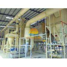 Planta de separación de chatarra de aluminio