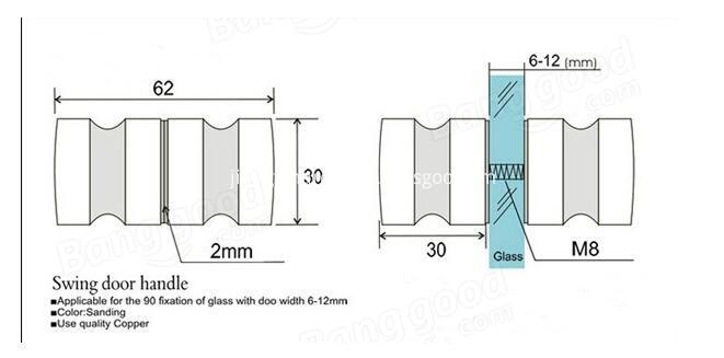 Cabinet Knobs Glass Door Handle And Knobs