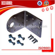 piezas de estampado de metal / pequeñas piezas de metal / piezas de metal personalizadas mecanizadas con cnc