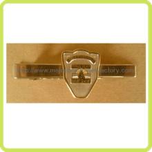 Metal Tie Clip& Gold Plating Tie Bar