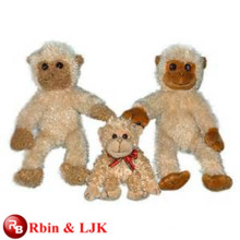 OEM soft ICTI plush toy factory plush toy monkey