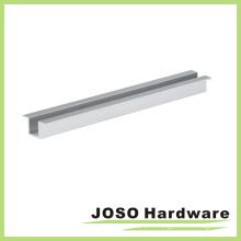Душевая фурнитура для установки алюминиевого канала с раздвижной дверцей (AL105)