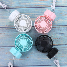 Portable USB Fan Standing Angle Adjustable Desk Fan