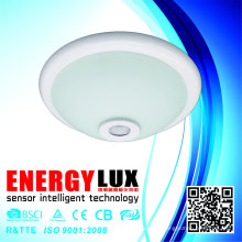 Es-Pl01A Glass Cover Iron Base Ceiling Sensor Light
