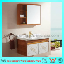 Wall Hung Alumimun Vanity Bathroom Cabinet Hot Selling