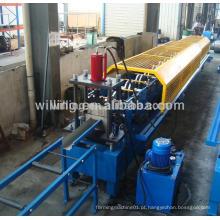 Máquina de formação de tubos de Downspout fabricada na China