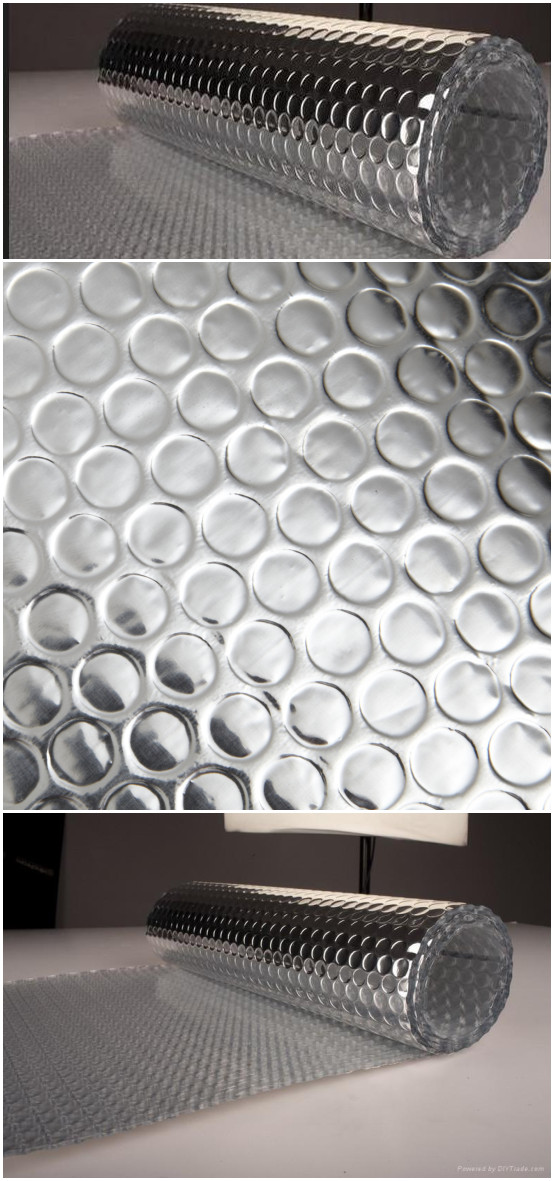 Aluminum Foil Bubble Wrap