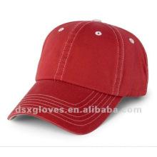 Chapéu de basebol do algodão da forma chapéu da forma do painel 6