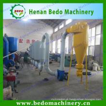 2015 o secador o mais profissional profissional do fluxo de ar da serragem da máquina da secagem da serragem / o secador da serragem fluxo de ar 008613253417552