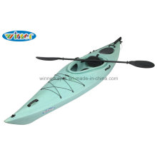 3.44mtrs en bois-like Single Sit in Touring Kayak