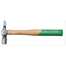 Professional and Safety Cross Pein Hammer With Wooden Handle