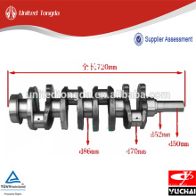 Geniune Yuchai Crankshaft for G2500-1005001