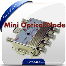 Оптический приемник FTTB CATV / оптический узел Mini Wdm