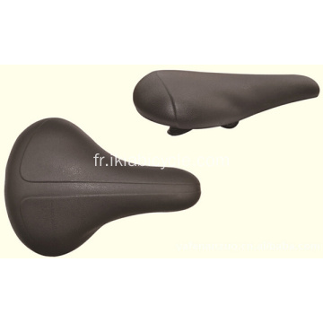 Selle de vélo de vélo confortable PU Gel