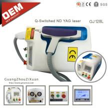 Goochie OEM Supply Tattoo Laser Removal Machine (GJ128L)
