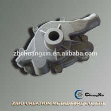 Qualified die cast aluminum outdoor water pump body parts
